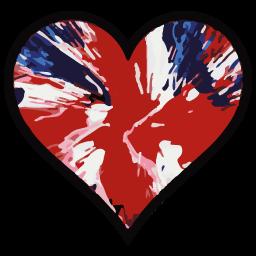 HELLO English - Heart Logo