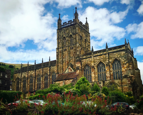 Hello English - Abbey Malvern Image
