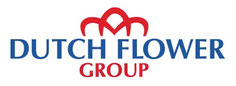 Logo van de Dutch Flower Group.