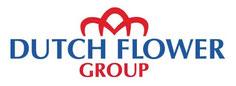 Logo van de Dutch Flower Group.