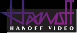 Logo van Hanoff Videoprodukties.