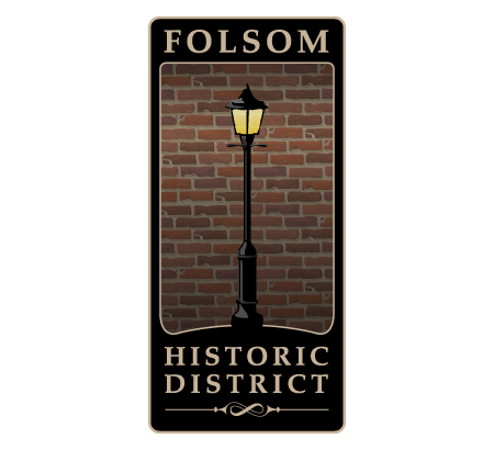 Folsom Historic Disrtric - Logo