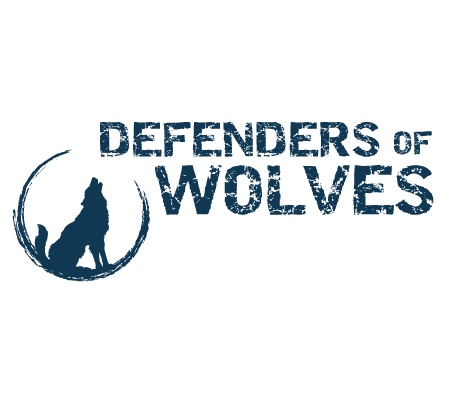 Defender of Wolves - Logo