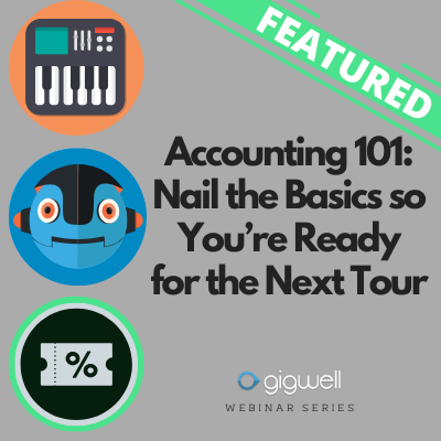 Accounting 101: Nail the Basics so You're Ready for the Next Tour