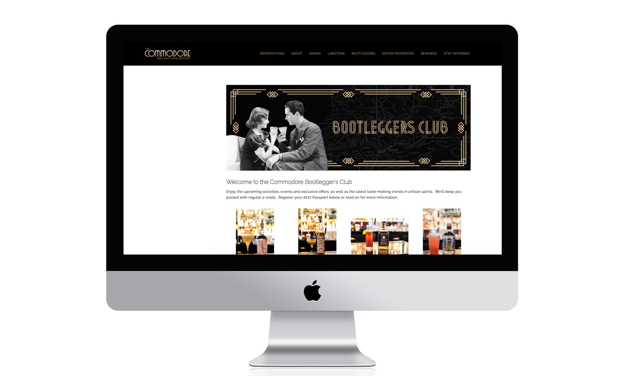 Commodore website