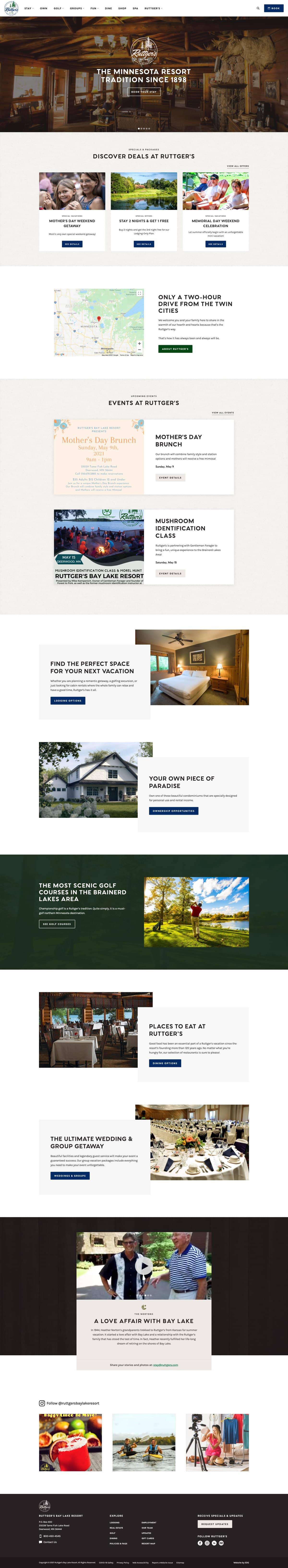 Ruttger's homepage