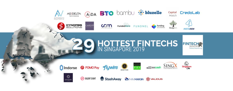 Singapore's Top Fintech 2019
