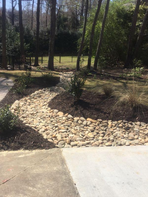 Landscape Rock Installation Services In Spartanburg & Greenville, SC