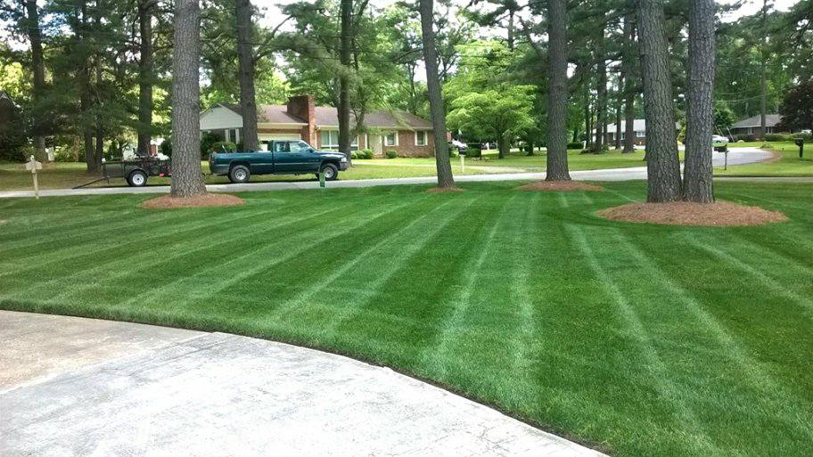 Lawn Mowing Services In Spartanburg & Greenville, SC