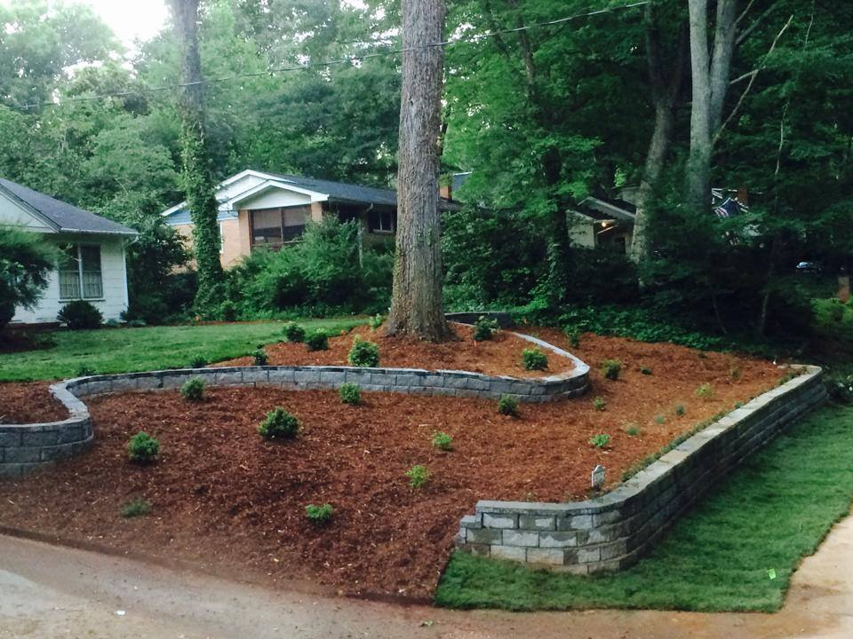 Landscape Edging Services In Spartanburg & Greenville, SC