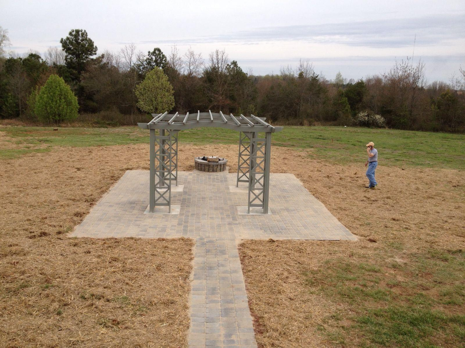 Fire Pits Services In Spartanburg & Greenville, SC