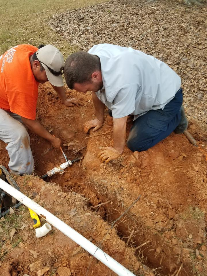 Irrigation Repair Services In Spartanburg & Greenville, SC