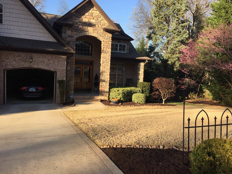 Spring Clean-Up Services In Spartanburg & Greenville, SC