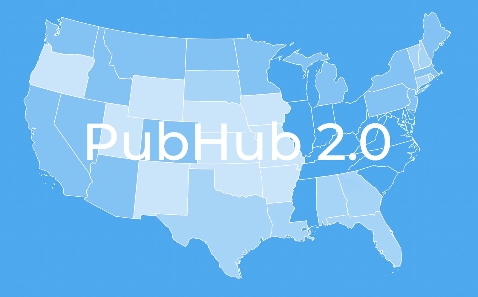 pubhub 2.0 app