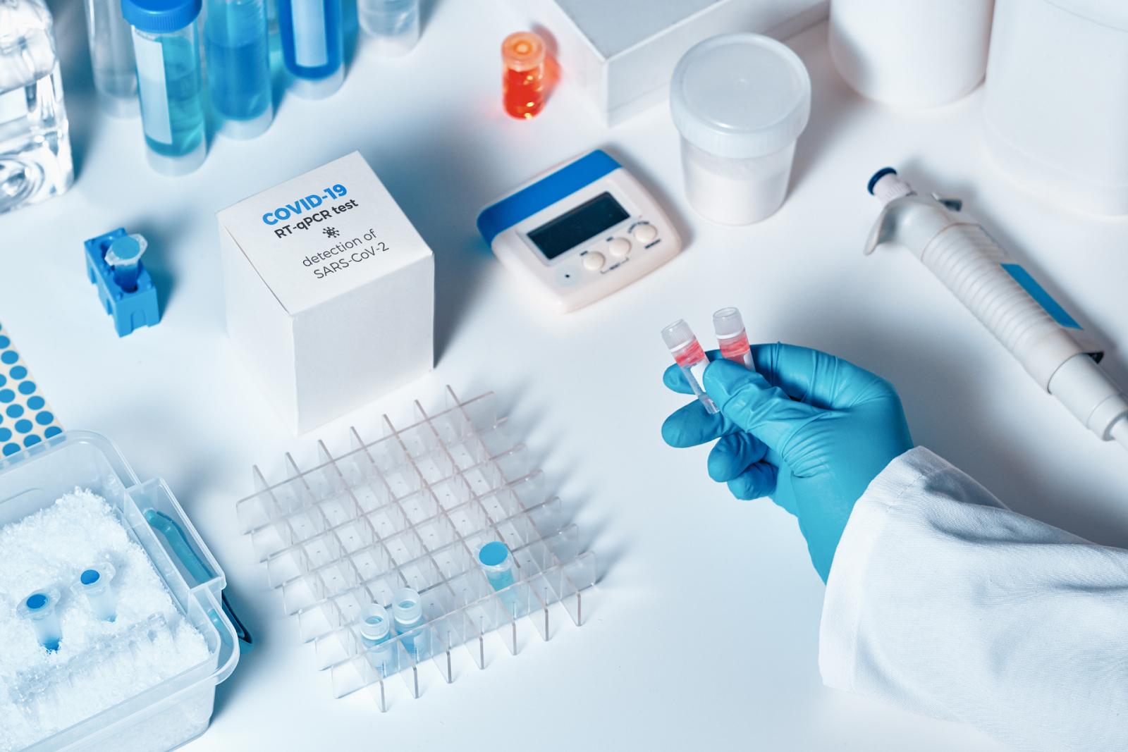 Quick Novel COVID-19 Coronavirus Test Kit