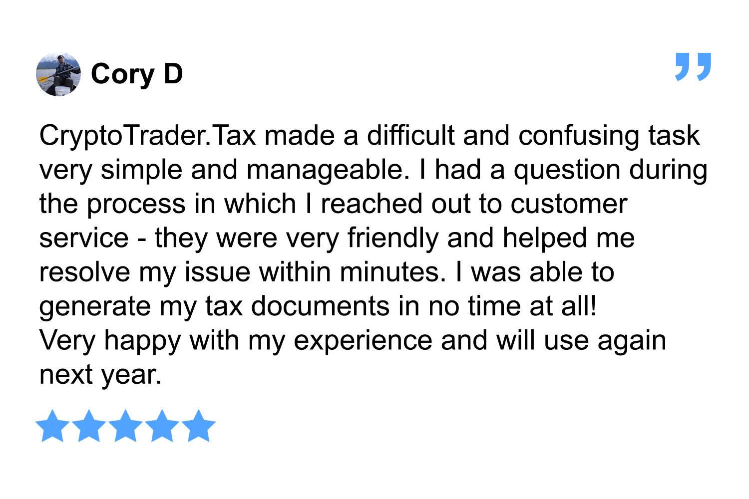 CryptoTrader.Tax Review By Cory