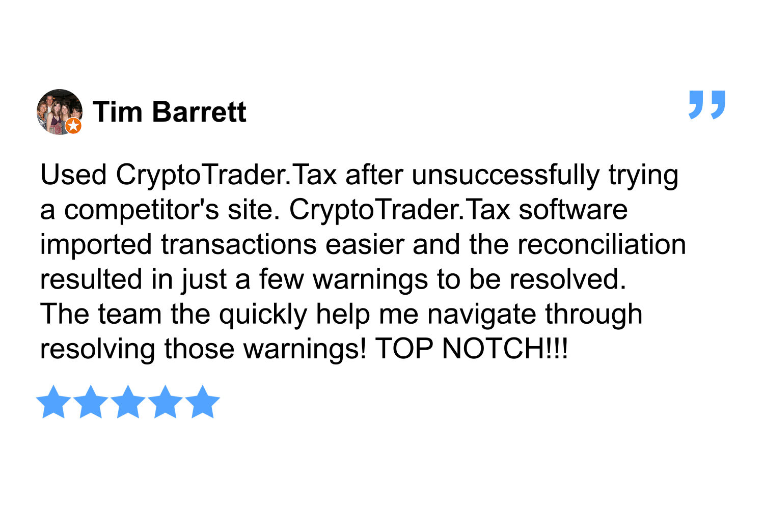 CryptoTrader.Tax Review By Tim