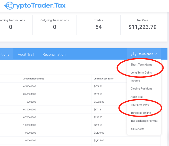 Cryptocurrency TurboTax