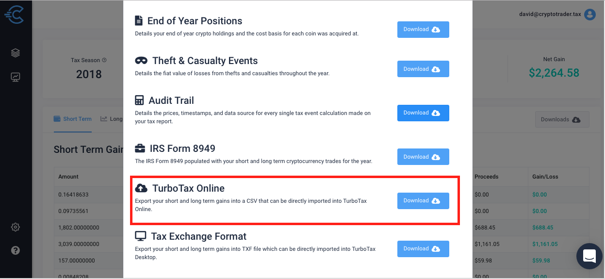 How To File Your Cryptocurrency Taxes with TurboTax