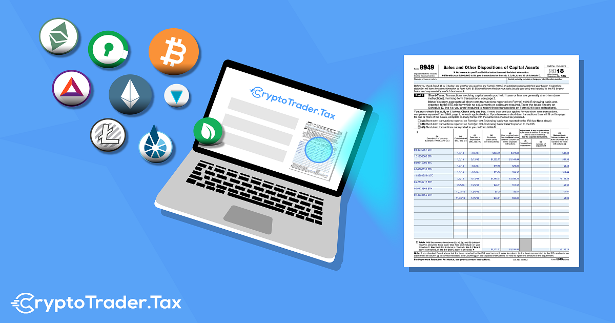 Crypto tax software for crypto payments