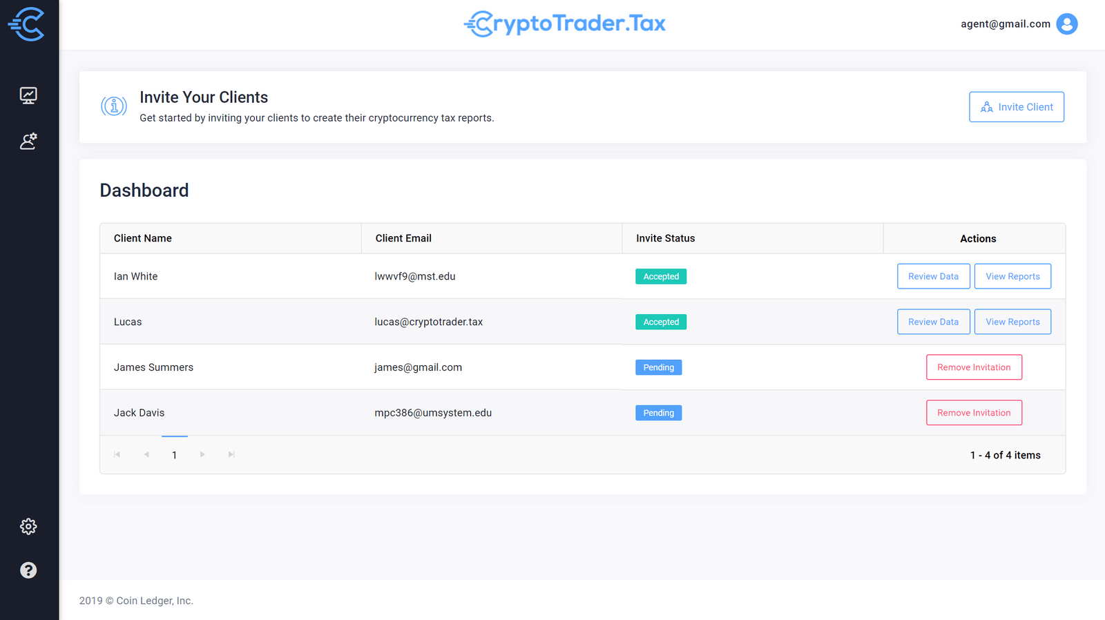 Crypto Tax professional software