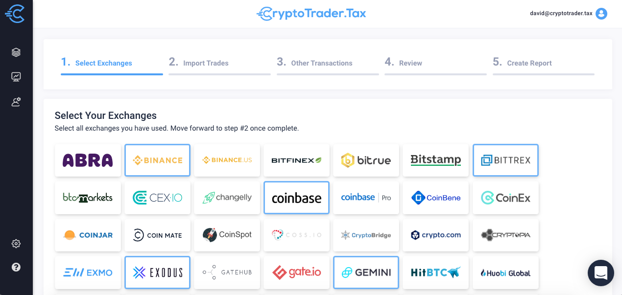 Coinbase tax reporting