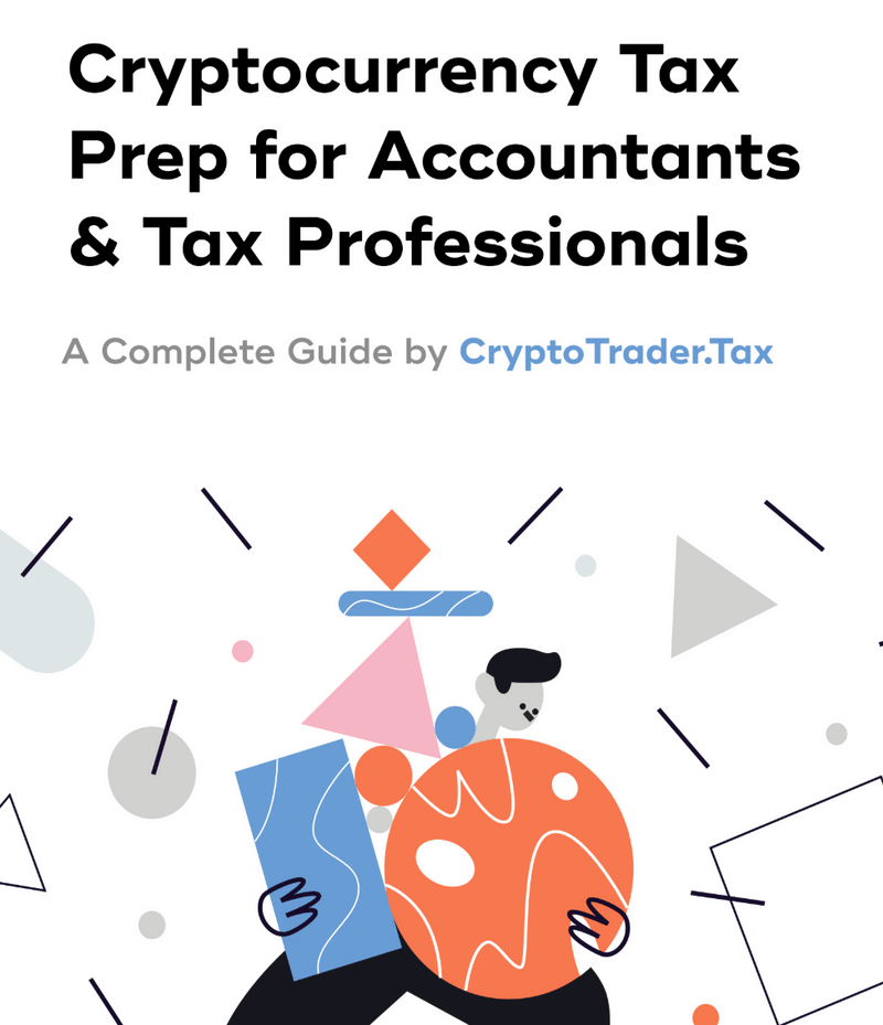 Cryptocurrency tax prep
