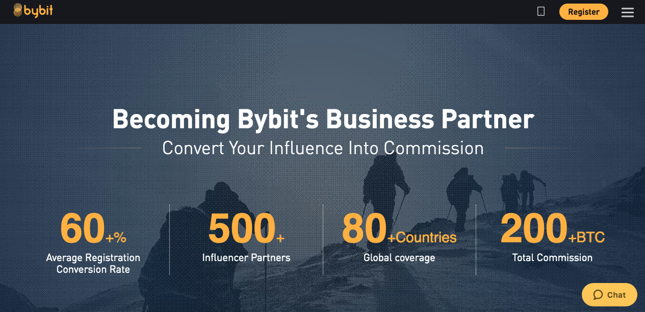 bitcoin affiliate program bybit