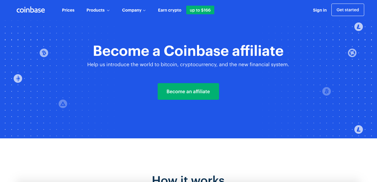 crypto referral program coinbase