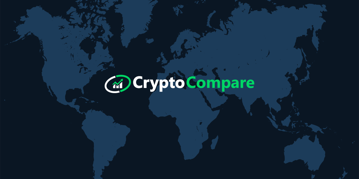 Cryptocompare portfolio tracker