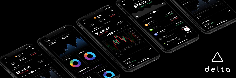 delta crypto portfolio tracking app