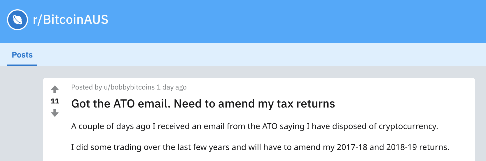 ATO crypto tax warning