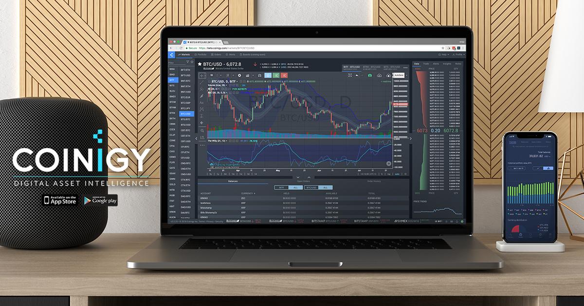Coinigy Crypto Trading Bot
