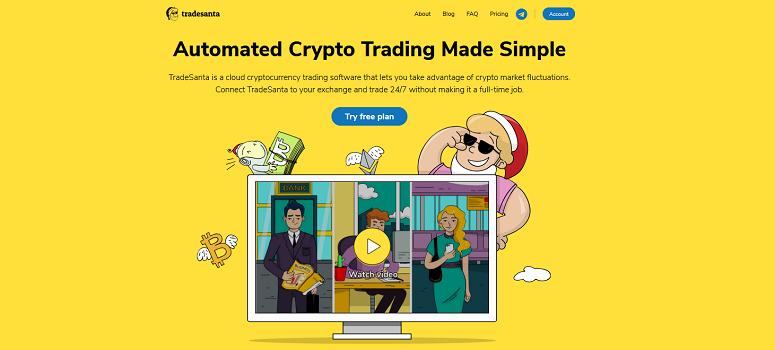 TradeSanta crypto bot