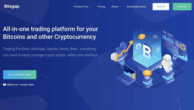 Bitsgap Crypto Bot