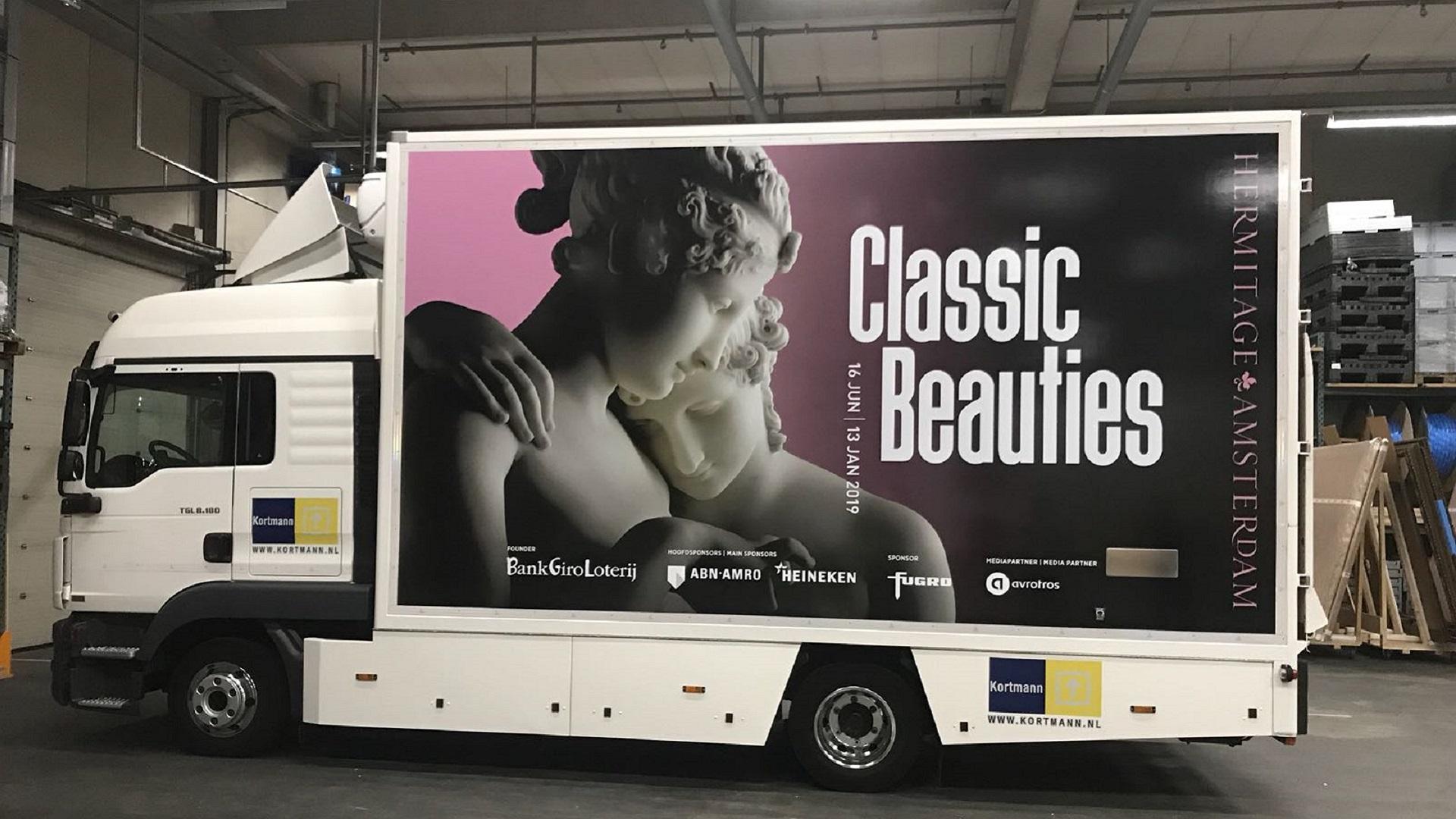 Een klassieke schoonheid