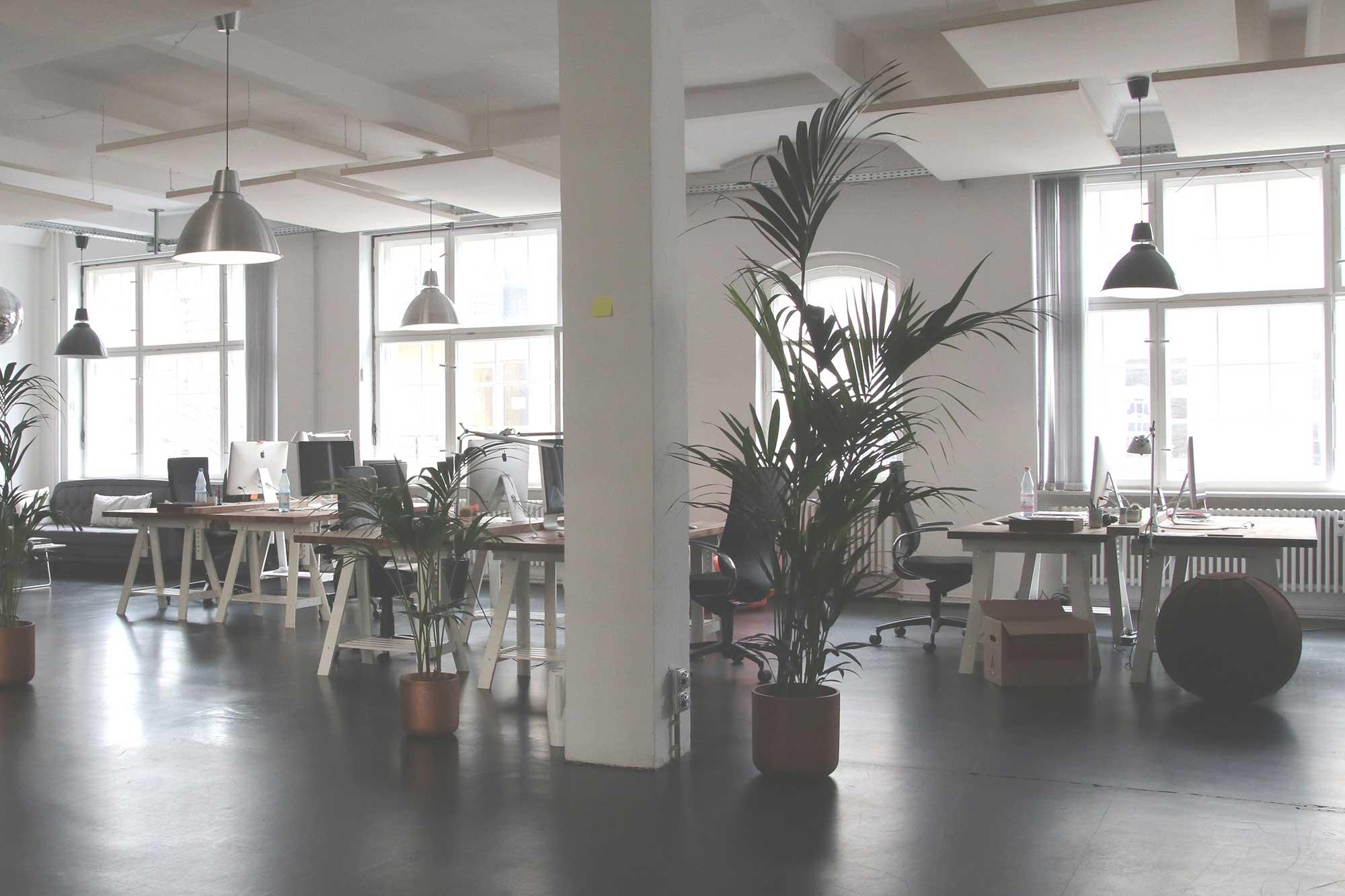 Espace de travail propre