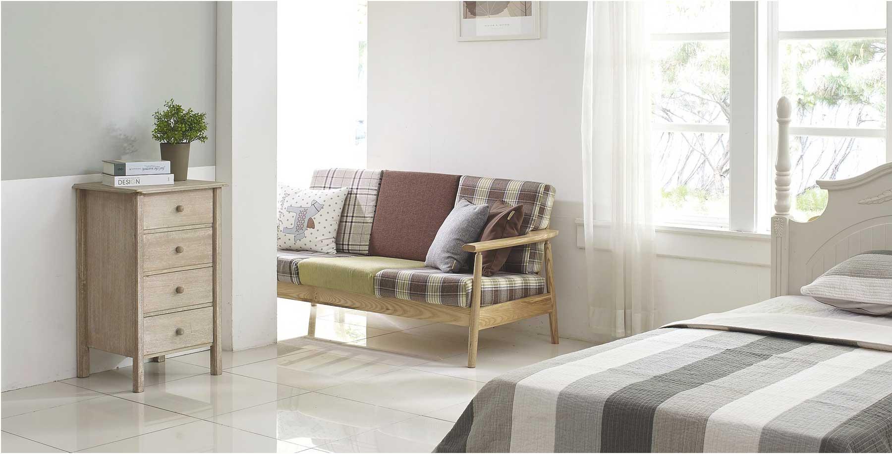 Chambre à couché propre