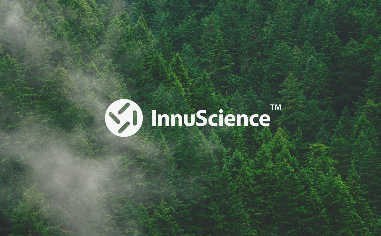 Forêt et logo InnuScience