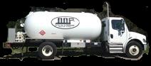 Otte Oil and Propane Truck