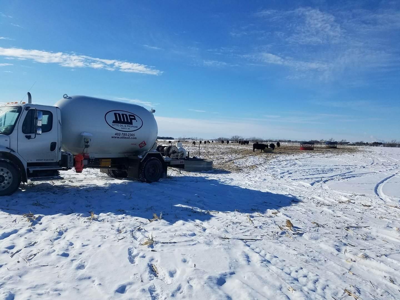 Otte Oil Truck