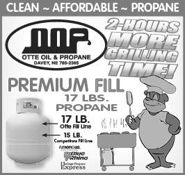 Propane Premium Fill Nebraska