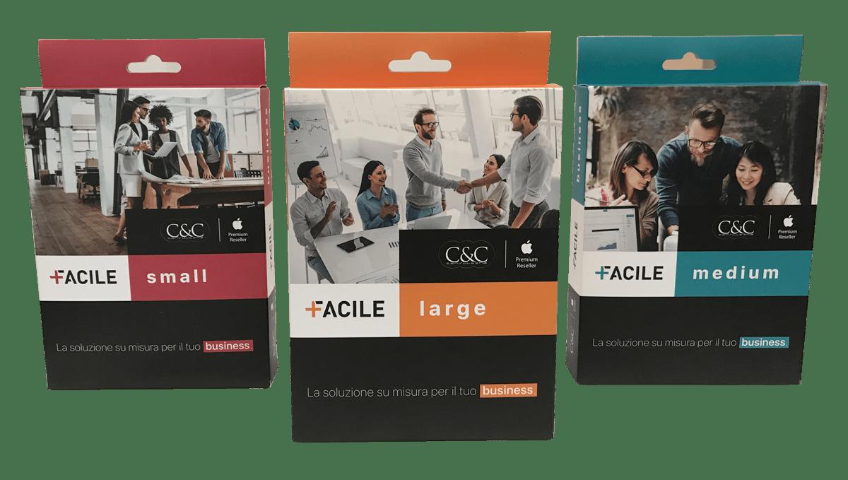 + Facile - Servizi per il tuo business