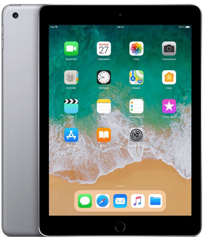 iPad Space Gray 32 gb