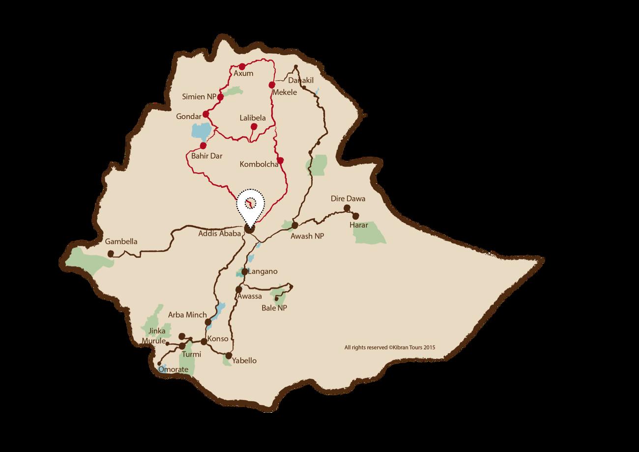 Ethiopia Fam Trip 2017
