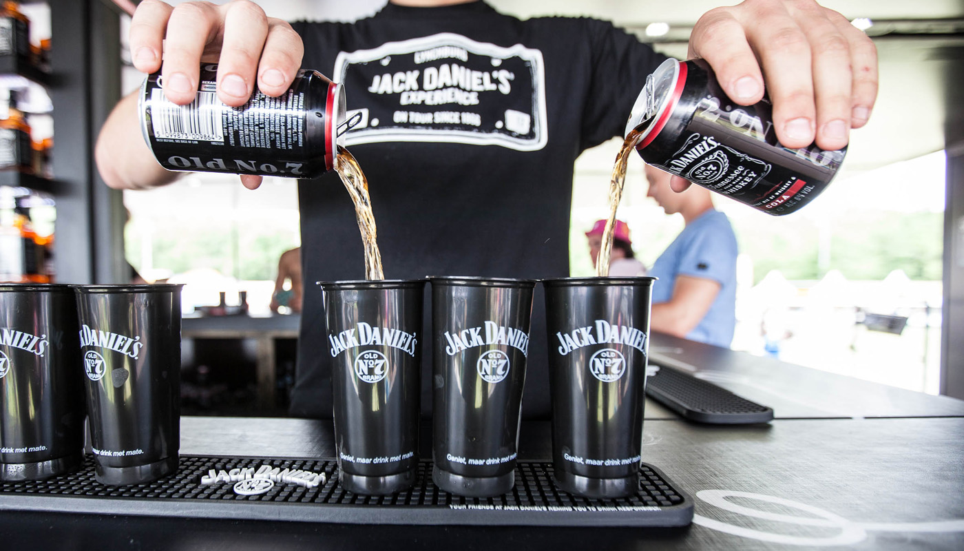 Jack Daniels Tennessee Whiskey Area Brand Activations 3