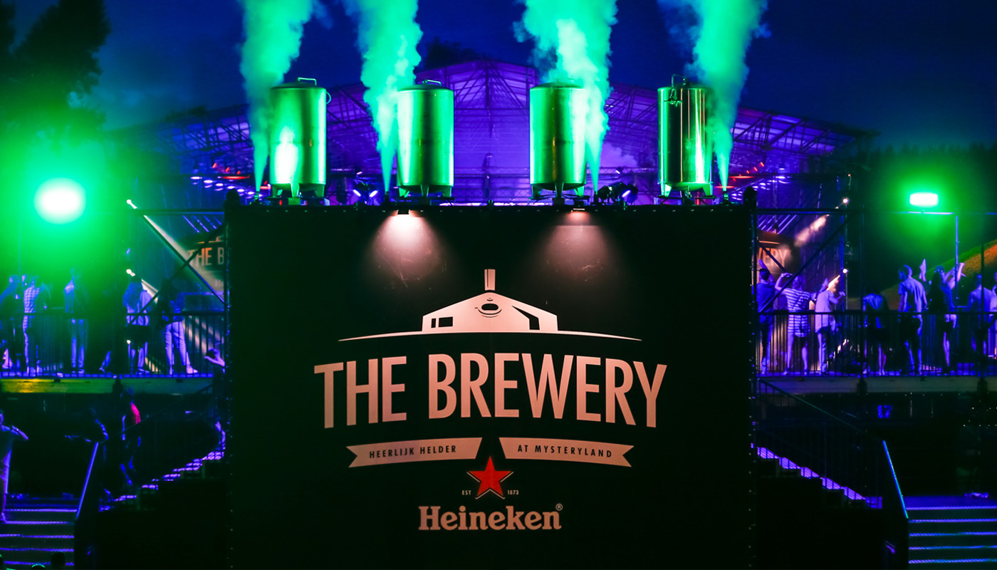 Heineken The Brewery Brand Activations 10