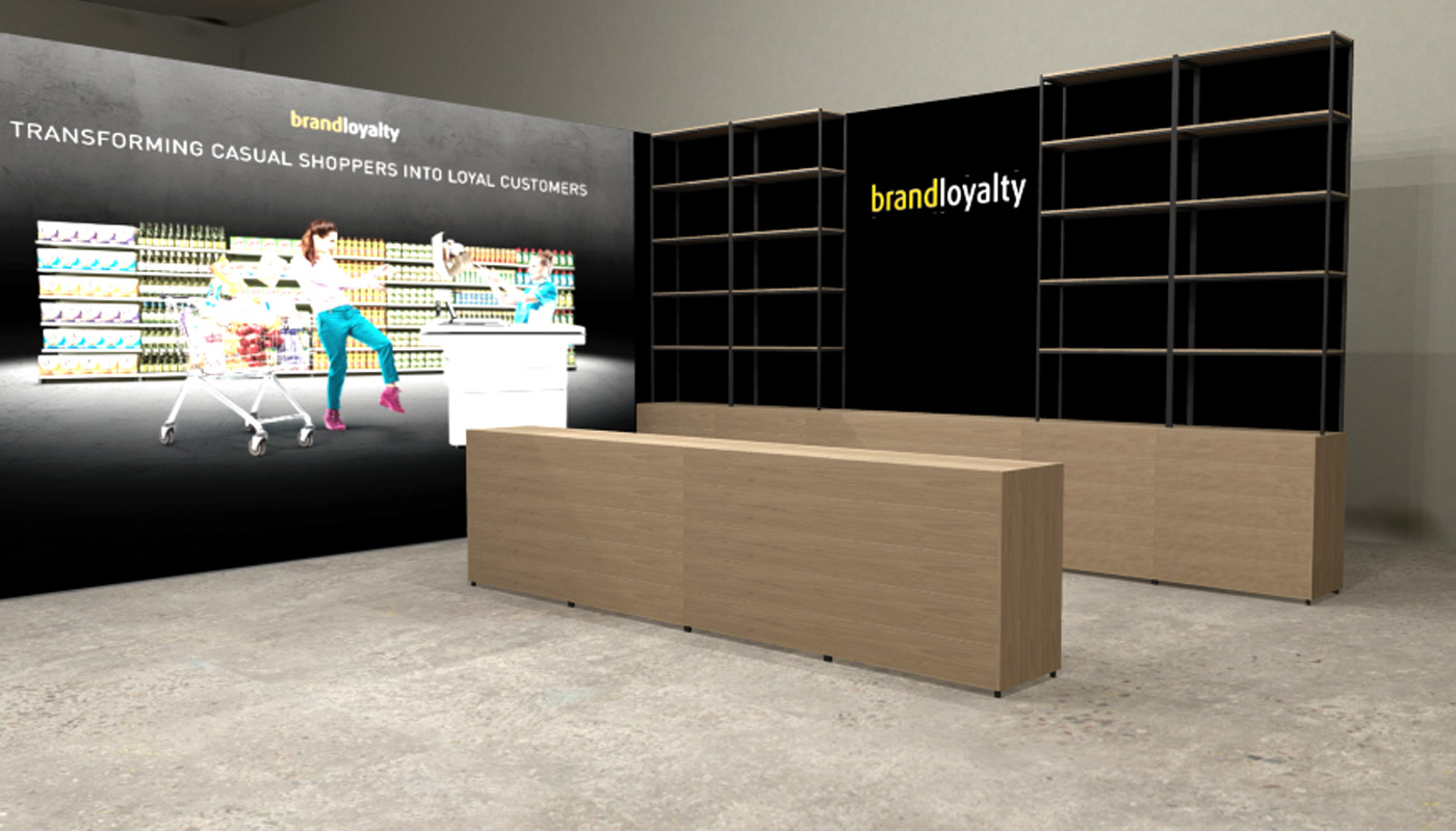 BLX Modular System Exhibition Stand Design | Product Launch 2