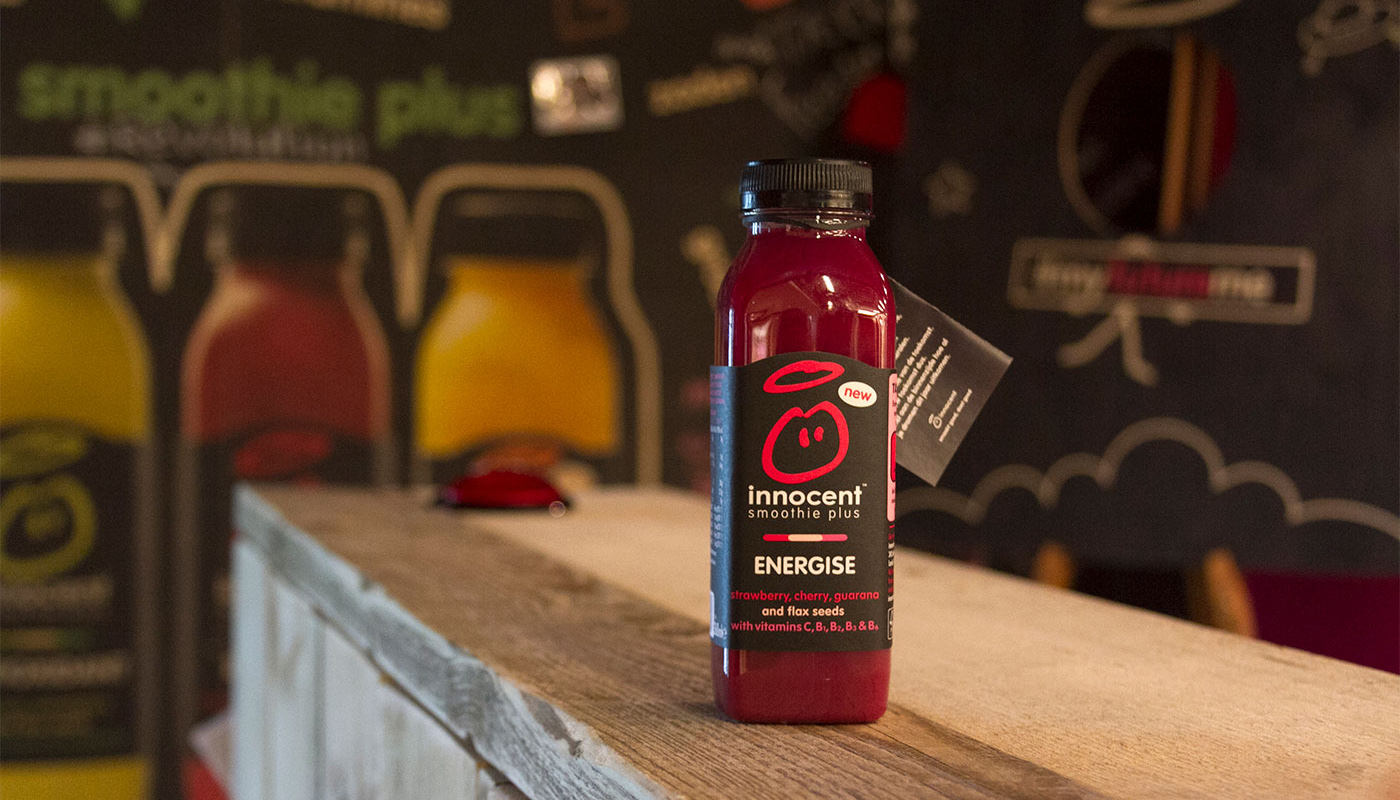 Innocent Drinks Pop-Up Store Brand Activations 1