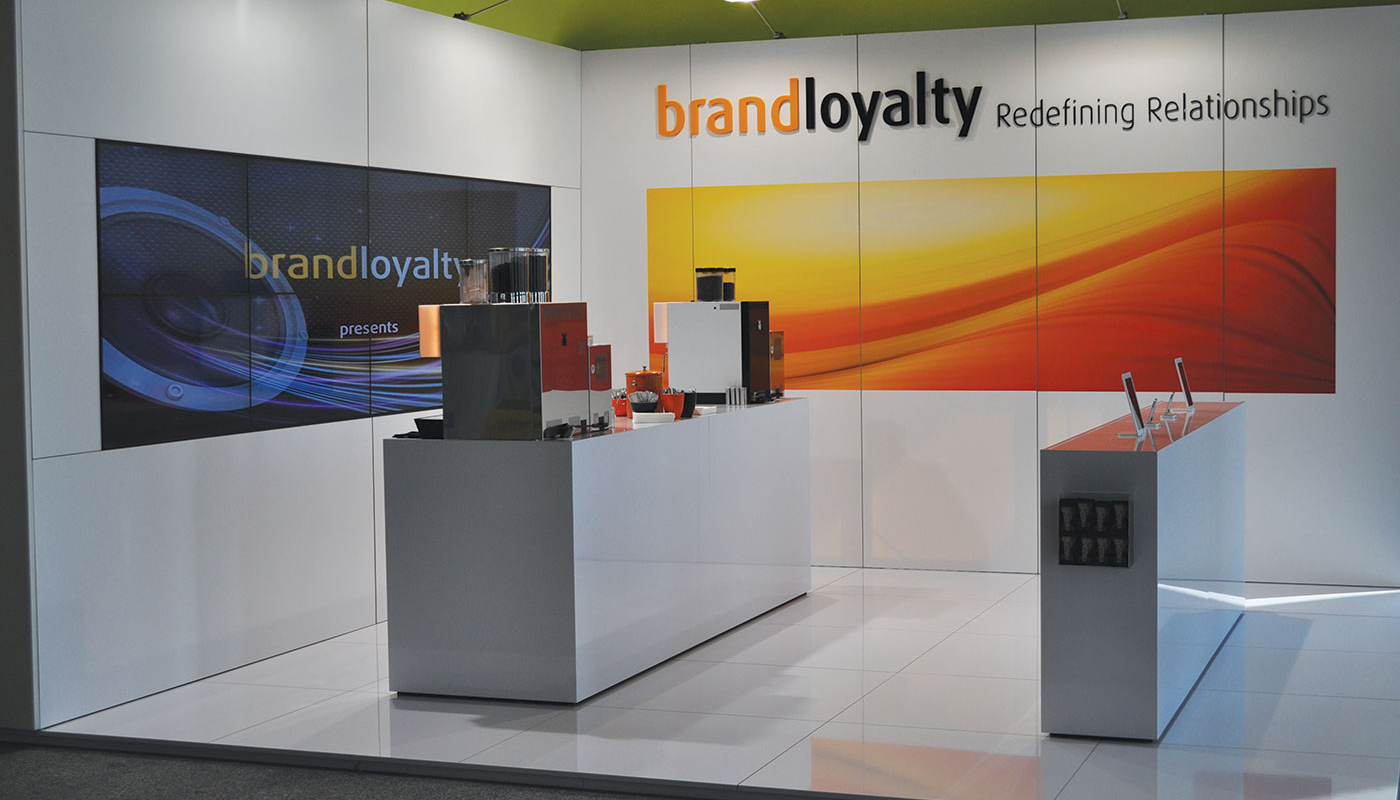 RCL Barcelona Brand Loyalty Exhibition Stand Design